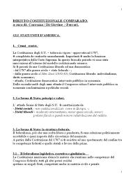diritto costituzionale comparato carrozza schemi carrozza stati