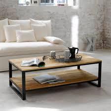 table basse chambre chambre de charme table basse bois et metal fly hd fond d écran