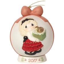 precious moments the gift of 2017 ornament specialty