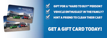 where do they buy gift cards gift cards at dunlop ford in sk