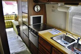 gmc motor home 2 owner just 61 308 miles original and mint its