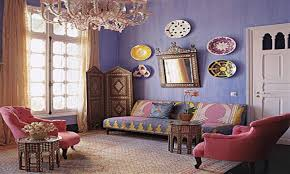 Morroco Style by Interior Moroccan Style Living Room With Regard To Charming