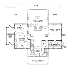sitka rustic country log home plan 073d 0021 house plans and more