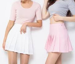 pleated skirts students sweet pleated skirt fashion kawaii japan korea