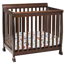 Davinci Emily Mini Convertible Crib by Davinci Kalani 2 In 1 Mini Crib And Twin Bed Babyearth Com