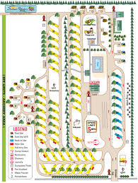 Easton Mall Map Yankton South Dakota Campground Yankton Missouri River Koa