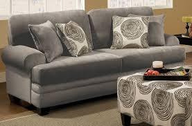 Albany Sectional Sofa Albany Groovy Smoke Sofa 8642 Savvy Discount Furniture