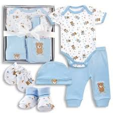 baby gift sets 5 newborn gift set me blue baby gifts baby