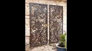 outdoor wall decorations ideas home art design youtube