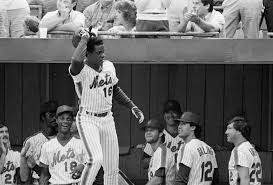 The Doc And Darryl Mets - dwight gooden and darryl strawberry newsday