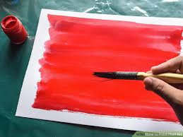 3 ways to blend acrylic paint wikihow how to paint fluid 12 steps with pictures wikihow