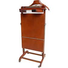 meuble valet de chambre valet de chambre reguitti en bois de noyer 1950 design market