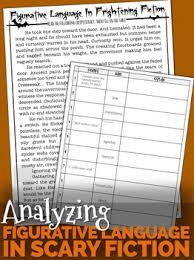 halloween 3 figurative language activities by stacey lloyd tpt