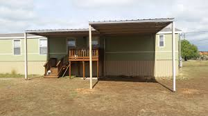Carports Attached To House Enclosed Patios For Mobile Homes Patio Decoration