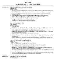 sales executive resume retail sales executive resume sles velvet