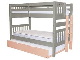 bunk beds twin over twin free shipping bunk bed king