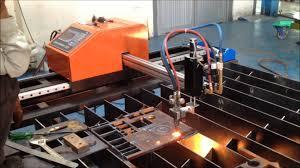 เคร องต ดแก ส ซ เอ นซ portable cnc gas cutting machine youtube