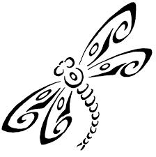 dragonfly stencils printable tattoo catalog tattoo fee small