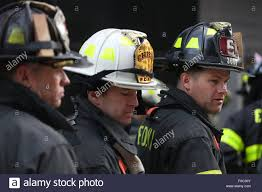 Firefighters Stair Climb by New York City Ny Usa 13th Mar 2016 Fdny Firefighters Prepare