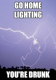 You Re Drunk Meme - go home lightning you re drunk memerial net