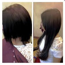 pro extensions before and after easi hair pro extensions by maka yelp