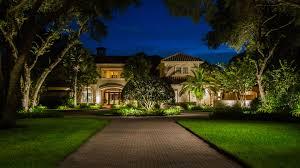 Landscape Lighting Jacksonville Fl Johnson Landscape Lighting In Jacksonville Florida