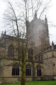 enjoy your time with beautiful places great malvern priory