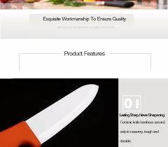 ceramic knife set kitchen knives fruit knife peeler slicer set