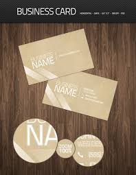 50 best free psd business card templates download