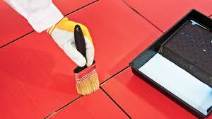 How To Paint Ceramic Tile In Bathroom How To Paint Ceramic Tile In Your Bathroom Realtor Com