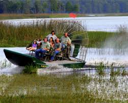 fan boat tours florida everglades airboat tour orlando 30 minutes adrenaline