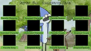 Regular Show Meme - regular show controversy meme template by air30002 on deviantart