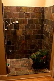 apartments foxy gallery showers doorless shower design plans