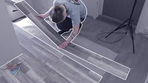 laying wooden floor tiles in a hallway youtube