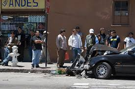 five car collision on capp st missionlocal