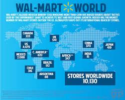 Walmart Floor Plan Wal Mart U0027s International Reach Infographic Public Radio