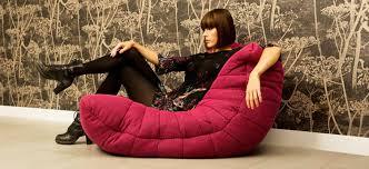 bean bag furniture for designer interiors outdoor bean bags
