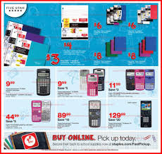 staples black friday online staples ad scan for 8 6 to 8 12 17 browse all 31 pages