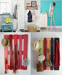 10 diy coat rack ideas for your mudroom