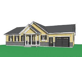 Craftsman Ranch House Plans Gareth Craftsman Ranch Home Plan 032d 0823 House Plans And More