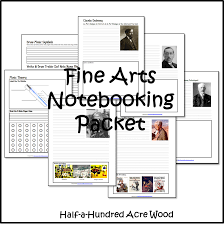 our classical notebook half a hundred acre wood