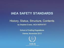iaea safety standards history status structure contents ppt