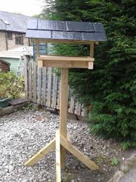 Woodworking Forum Uk by Bird Table Delux The Wooden Workshop Bampton Devon