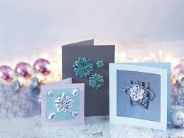how to make paper quilling christmas cards