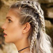 hair rings images images Hair accessory hair rings hairstyles blonde hair braid jpg