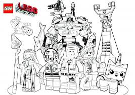 lego movie colouring book coloring pages free printable star wars