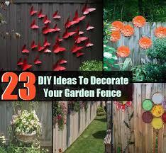 garden fence decorations cool uland mxm balcony cover garden