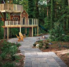 Zip Line For Backyard by Landscapeonline Design U2022 Build U2022 Maintain U2022 Supply