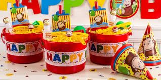 curious george party curious george party favors bubbles glasses more party city