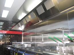 Kitchen Exhaust Duct System Delectable Ideas Lighting Fresh In